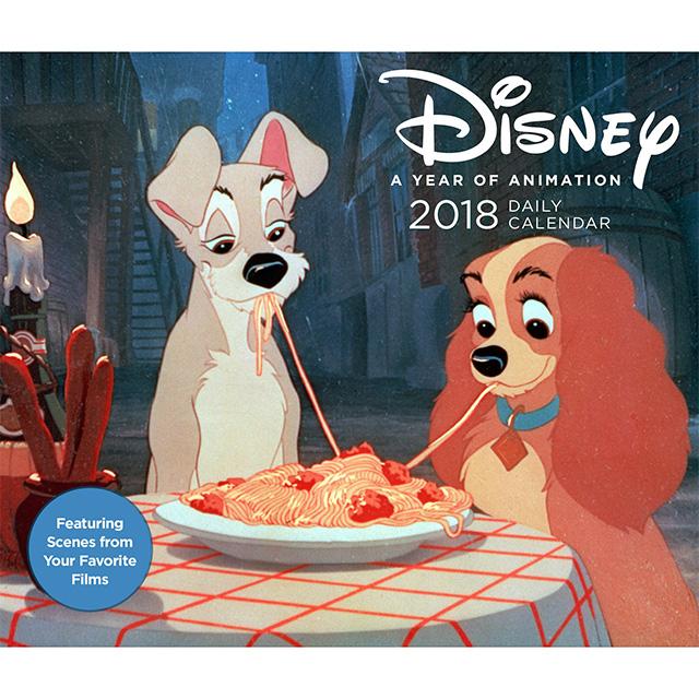 Daily Disney Calendar