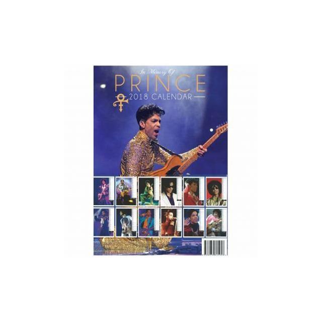 Prince Calendar