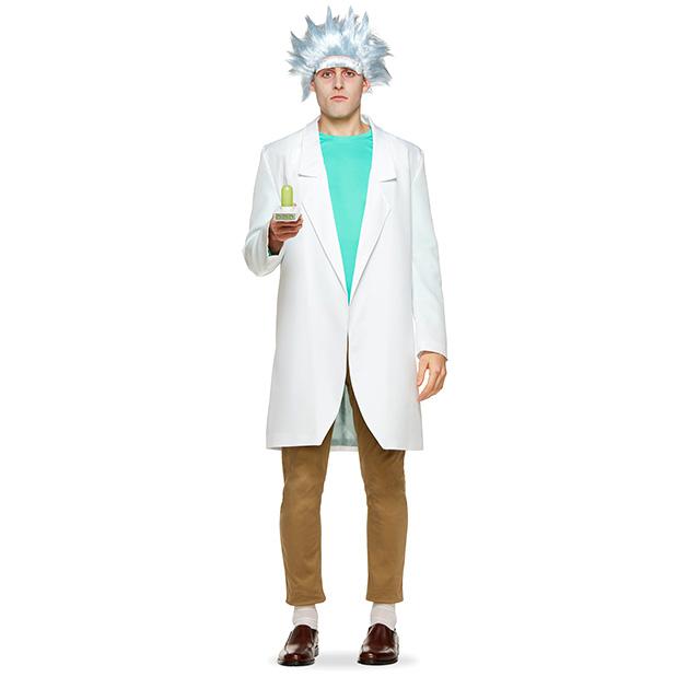 Rick Sanchez Costume