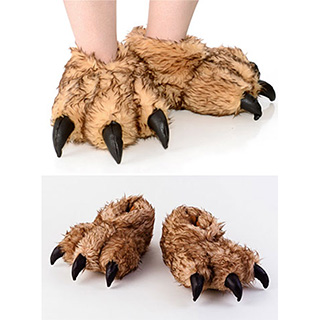 Monster House Slippers